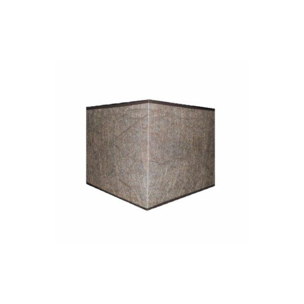 Abajur din material pvc dreptunghiular 4 SYA-06
